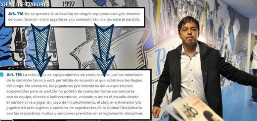 Conocé los cambios de la Conmebol para la próxima Copa Libertadores