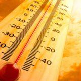 Anticipan una ola de calor para este fin de semana con probabilidad de chaparrones para el 31