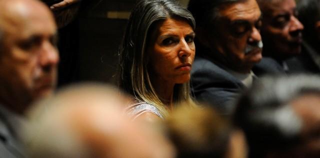Sandra Arroyo Salgado renuncia a la querella por la muerte de Alberto Nisman por las constantes amenazas