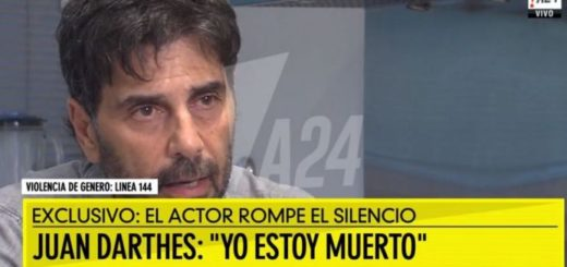 Los hijos de Juan Darthés no quedaron conformes con la entrevista que le hizo Mauro Viale a su padre y quisieron borrarla