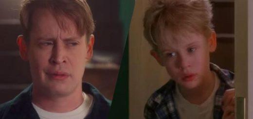 """Vídeo: Luego de 28 años, Macaulay Culkin volvió a ser Kevin McCallister de """"Mi Pobre Angelito"""" para un comercial de Google"""