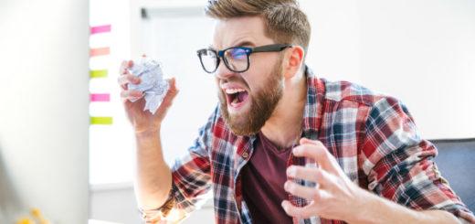 ¿Por qué enojarnos hace bien a nuestra salud?