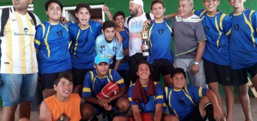 Crearon el Itaembé Central Fútbol Club, una alternativa deportiva para el oeste de Posadas