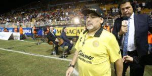 Dorados de Diego Maradona va por el título en México