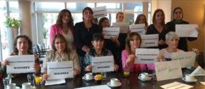 Misiones se sube a la ola del #MiraComoNosPonemos, mujeres de distintos espacios conformaron una mesa coordinadora