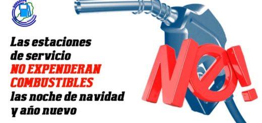 Esta noche y el 31 no habrá venta de combustibles en Misiones