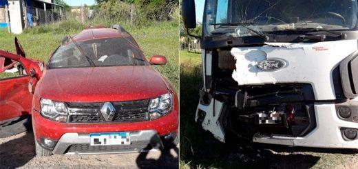 Accidente fatal: una mujer y sus dos hijos murieron tras despistar y chocar en Santa Fe