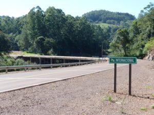 Se habilitó el Paso Rosales y ya se puede ir a las playas de Brasil por un camino que acorta las distancias 150 kilómetros