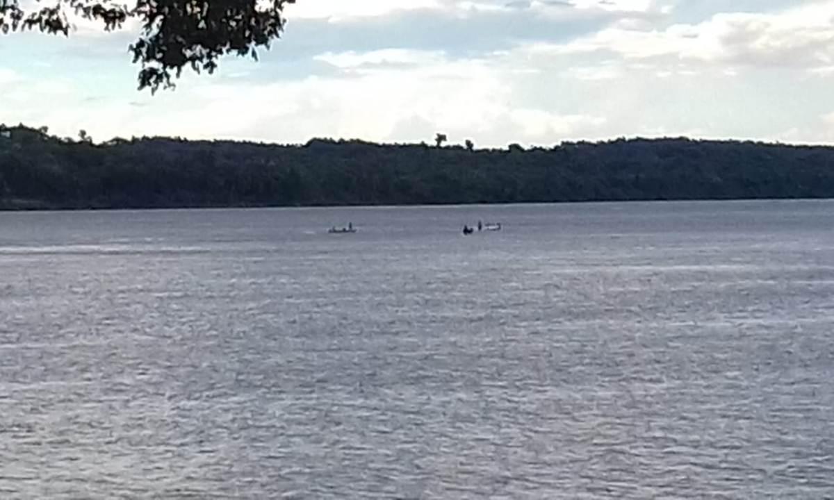 Encontraron el cuerpo del joven desaparecido en el río Iguazú