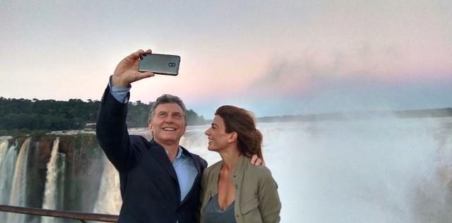El presidente Mauricio Macri estará hoy en el Parque Nacional Iguazú y hará anuncios sobre conectividad a Internet en zonas turísticas