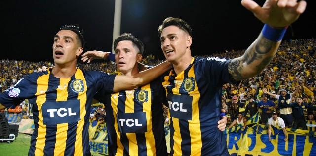 Central, campeón de la Copa Argentina: se sacó la mufa y festejó en los penales