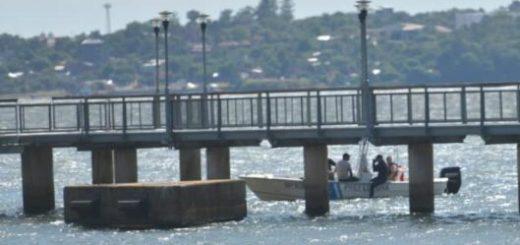 Encontraron el cuerpo del hombre que se había lanzado al río desde el cuarto tramo de la costanera posadeña