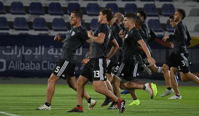 River debuta en el Mundial de Clubes en búsqueda del pasaporte a la final