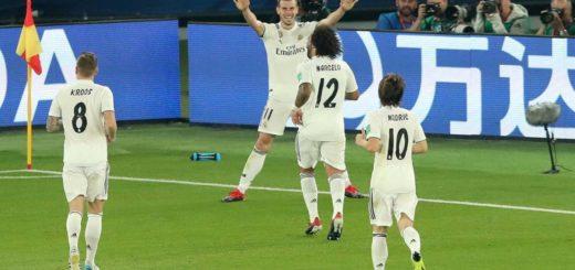 Con Gareth Bale a la cabeza, el Real Madrid derrotó al Kashima Antlers y se metió en la final del Mundial de Clubes