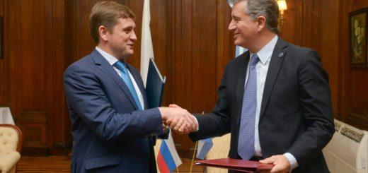 Cumbre del #G20: Argentina y Rusia firmaron un convenio de cooperación de pesca