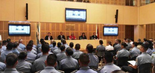 El Instituto Universitario de Seguridad de Misiones inició sus actividades con un seminario