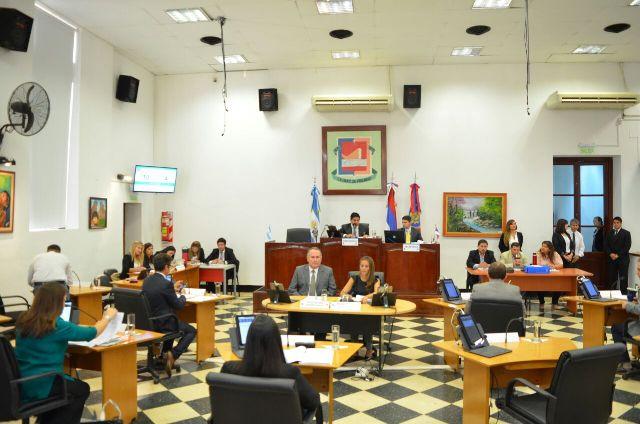 El Concejo Deliberante de Posadas también renovará hoy sus autoridades