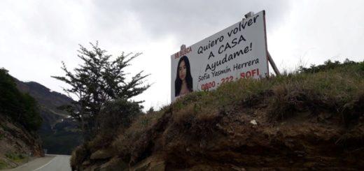 A diez años de su desaparición, siguen buscando a Sofía Herrera en Tierra del Fuego