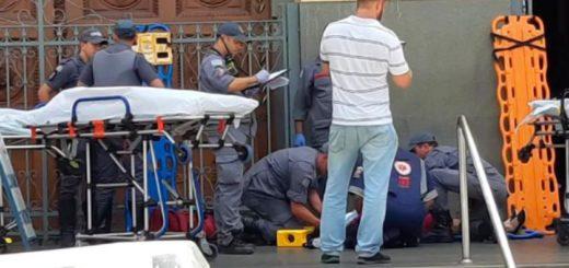 Brasil: mató a cuatro personas en la catedral de San Pablo y luego se suicidó