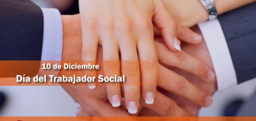 10 de diciembre: Hoy saludamos a los trabajadores sociales por su día