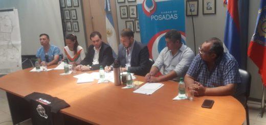 Firmaron convenio para el programa de sustitución de vehículos de tracción a sangre en Posadas