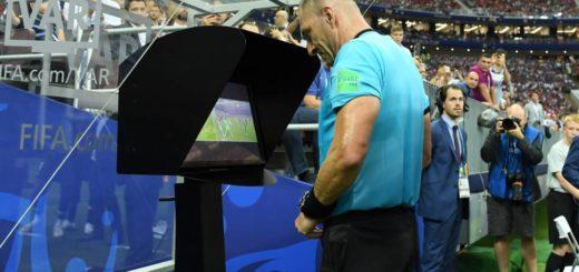 El VAR podría llegar a la Superliga la temporada que viene