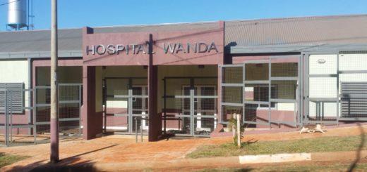 """""""En estas fiestas les estamos regalando lo más ansiado por todas las familias"""", aseguró el intendente de Wanda, sobre el hospital que se inaugura hoy"""