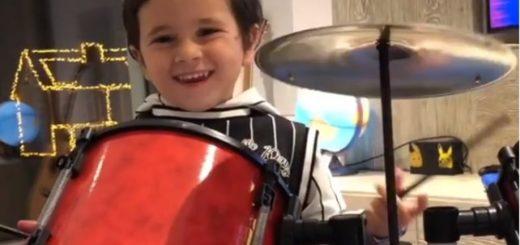 El tierno vídeo del hijo de Messi al recibir su regalo de reyes y la divertida reacción del crack argentino