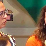 Difunden video de Thelma Fardin y Juan Darthés durante un gira de Patito feo