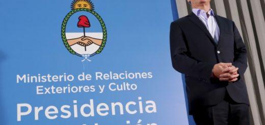 En un balance del 2018 Macri refirió a su reelección