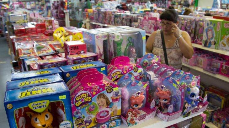 Reyes: la venta de juguetes cayó 13,5% interanual