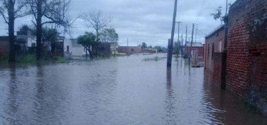 Más de 5.000 familias continúan evacuadas en Corrientes, Entre Ríos, Santa Fe y Chaco
