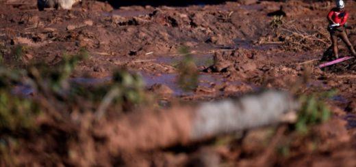 Derrumbe de la minera Vale en Minas Gerais: temen una contaminación de los ríos