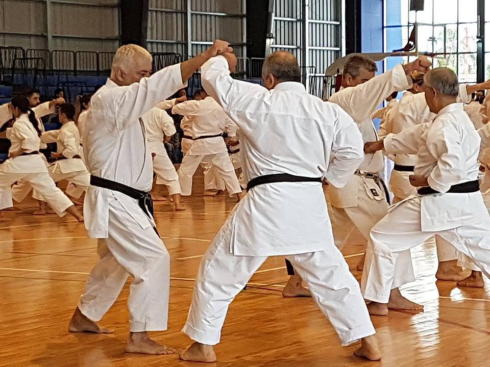 Se reinician clases de Karate Do de la FMK