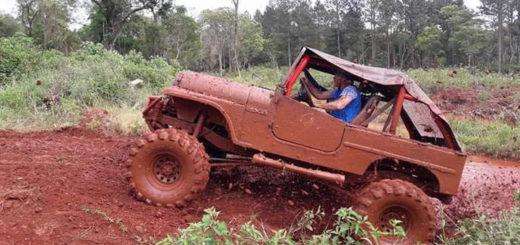 Campo Grande abre el calendario de jeep 4x4 en la provincia
