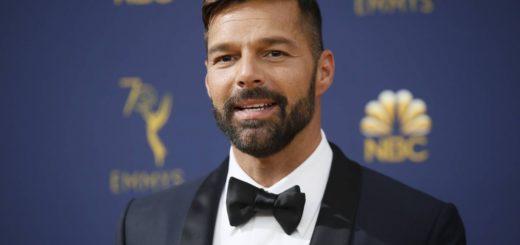Ricky Martin fue papá de una niña y compartió su alegría a través de las redes