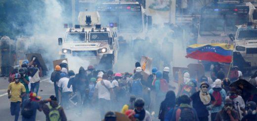 Venezuela: Un espejo donde mirar hasta donde se puede caer profundizando la grieta