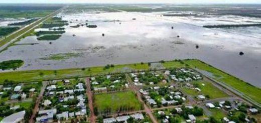 Emergencia hídrica en el litoral: miles de hectáreas afectadas por las inundaciones y más de 3000 evacuados