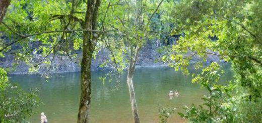 Colonia Victoria: Buscan a un joven que desapareció en aguas del balneario Faubel