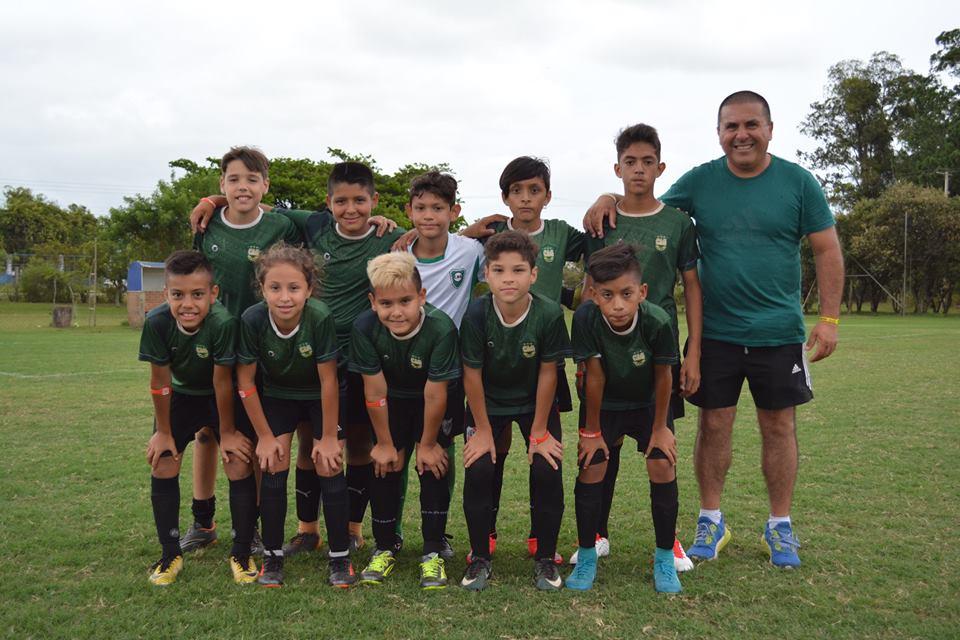 La historia del Club Andrés Guacurarí: campeones mundiales de fútbol infantil sin contar aún con instalaciones propias