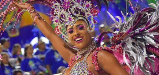 Vea las mejores postales que dejó la primera noche de los carnavales encarnacenos