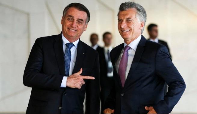 Macri y Bolsonaro promueven una alianza estratégica para las relaciones bilaterales entre ambos países