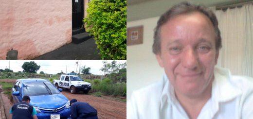 Posadas: detuvieron a un sospechoso por el homicidio del enfermero Raúl Aquino