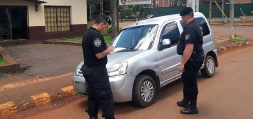 Detuvieron en Oberá a un hombre acusado de haber atropellado y abandonado a un motociclista
