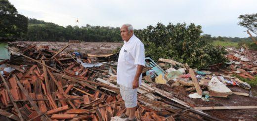 Ya son 300 los desaparecidos y 9 los muertos en Brasil por la rotura de la presa