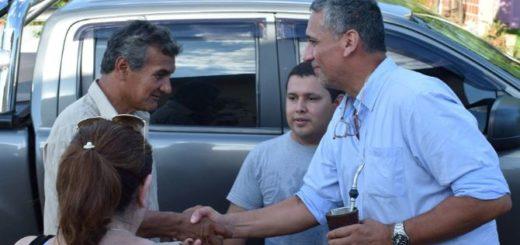El Defensor del Pueblo se comprometió a resolver inquietudes de vecinos del Barrio Esperanza