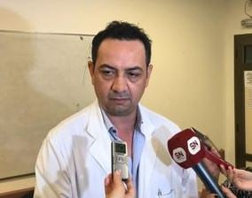 """""""El 60 % de los ingresos a emergencia son politraumatizados por accidentes viales"""", reveló el responsable del Servicio de Traumatología del Madariaga"""