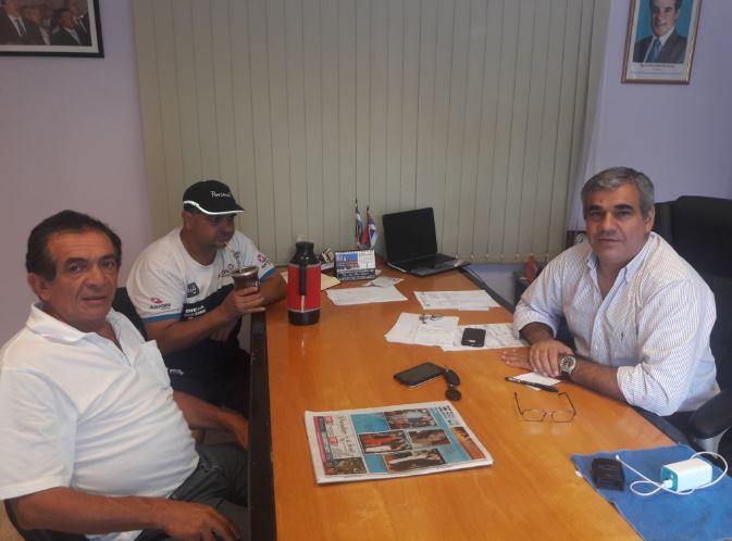 Garupá recibirá al Shakedown del Rally Sudamericano y Provincial