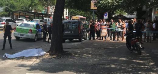 Vicente López: asaltaron una financiera y asesinaron a un policía