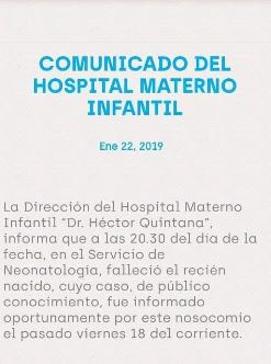 Jujuy: murió la bebé de la nena de 12 años a la que le negaron el aborto luego de ser violada